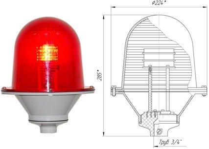 ZOM-80LED